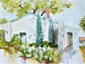 Pat Smith Watercolor