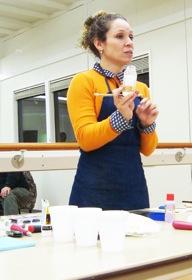 Irene Carvajal, Printmaking