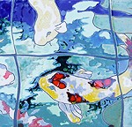 Simone Archer - Tile Murals